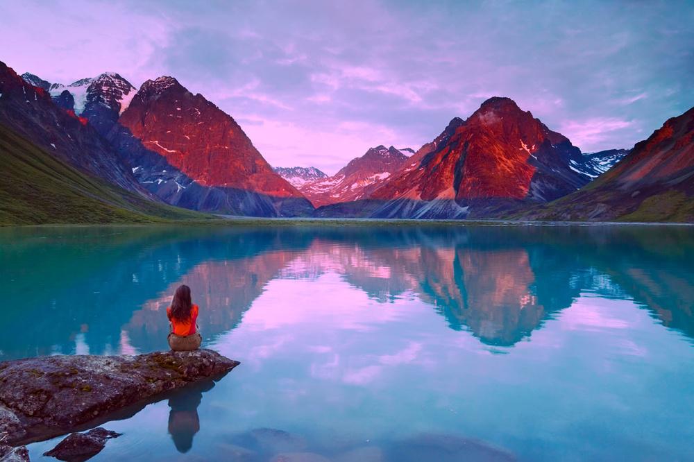 2018 Alaska Escenica