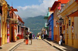 Zona Peatonal Avenida Guadalupe