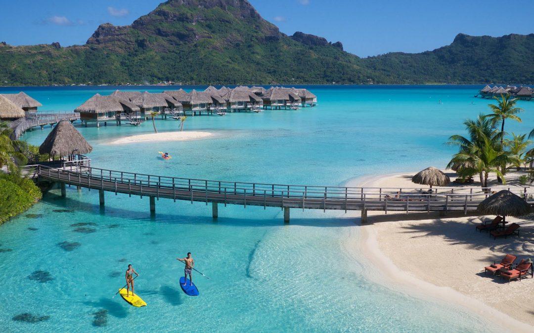 Polinesia: Tahití, Moorea, Huahine y Bora Bora
